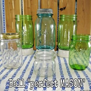 vintage & collectable perfect ball masons